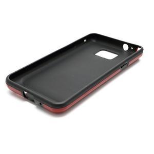 Cube odolný obal na mobil Samsung Galaxy S2 - červený - 5