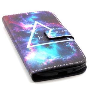 Knížkové pouzdro na mobil Samsung Galaxy S3 - triagl - 5