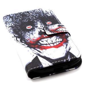 Knížkové pouzdro na mobil Samsung Galaxy S3 - monstrum - 5
