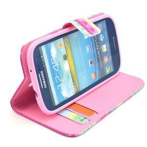 Pictu pouzdro na mobil Samsung Galaxy S3 - Keep Calm - 5