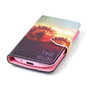 Emotive pouzdro na mobil Samsung Galaxy S3 mini - východ slunce - 5