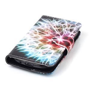 Emotive pouzdro na mobil Samsung Galaxy S3 mini - barevná pampeliška - 5