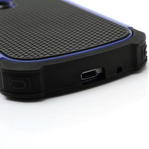 Outdoor odolný obal na mobil Samsung Galaxy S3 mini - fialový - 5