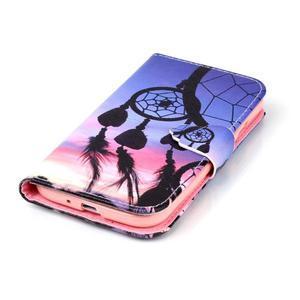 Emotive knížkové pouzdro na Samsung Galaxy S4 - lapač snů - 5