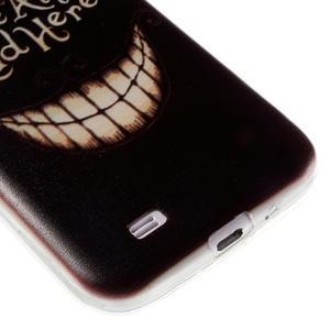 Ultratenký slim gelový obal na Samsung Galaxy S4 - všichni jsme blázni - 5
