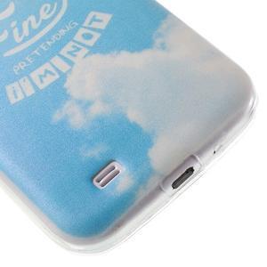 Ultratenký slim gelový obal na Samsung Galaxy S4 - Fine - 5