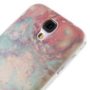 Ultratenký slim gelový obal na Samsung Galaxy S4 - malba - 5
