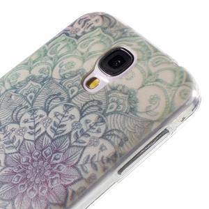 Ultratenký slim gelový obal na Samsung Galaxy S4 - mandala - 5