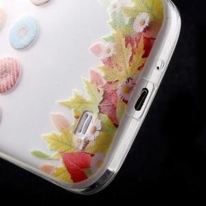 Slim gelový obal na mobil Samsung Galaxy S4 - donuts - 5
