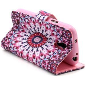 Pouzdro na mobil Samsung Galaxy S4 mini - kaleidoskop - 5