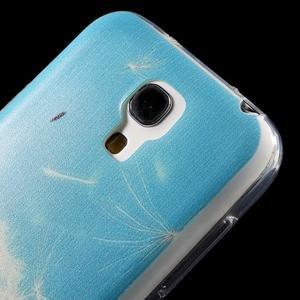 Gelový obal na mobil Samsung Galaxy S4 mini - pampeliška - 5