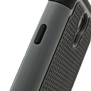 Extreme odolný kryt na mobil Samsung Galaxy S4 mini - šedý - 5