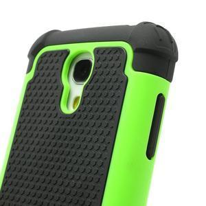 Extreme odolný kryt na mobil Samsung Galaxy S4 mini - zelený - 5