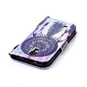 Diary peněženkové pouzdro na mobil Samsung Galaxy S4 mini - dream - 5