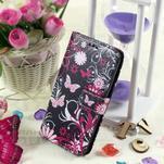 Ochranné pouzdro na mobil Samsung Galaxy S5 - motýlci - 5/6
