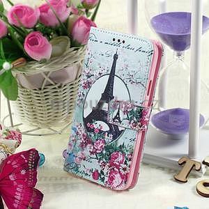 Ochranné pouzdro na mobil Samsung Galaxy S5 - Eiffelova věž - 5