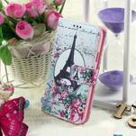 Ochranné pouzdro na mobil Samsung Galaxy S5 - Eiffelova věž - 5/6