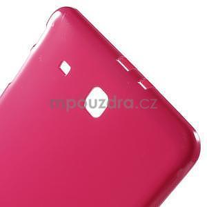 Gelový obal na tablet Samsung Galaxy Tab E 9.6 - rose - 5