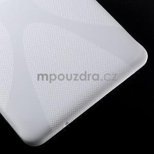 X-line gelové pouzdro na tablet Samsung Galaxy Tab E 9.6 - bílé - 5