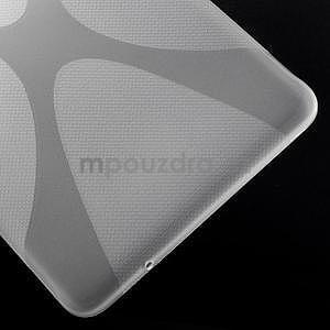X-line gelové pouzdro na tablet Samsung Galaxy Tab E 9.6 - transparentní - 5
