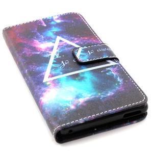 Pouzdro na mobil Sony Xperia M4 Aqua - triangl - 5