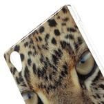 Emotive gelový obal na Sony Xperia M4 Aqua - leopard - 5/5
