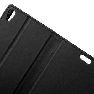 Cardy pouzdro na mobil Sony Xperia XA - černé - 5