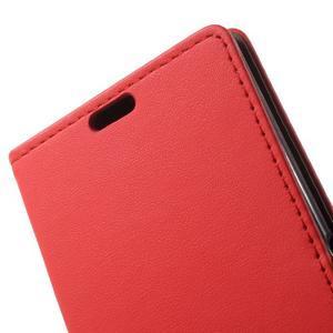 Cardy pouzdro na mobil Sony Xperia XA - červené - 5