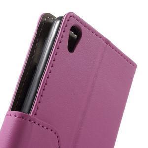 Cardy pouzdro na mobil Sony Xperia XA - rose - 5