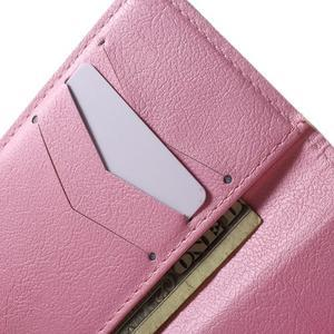 Pictu peněženkové pouzdro na Sony Xperia Z3 Compact - ptáček v kleci - 5