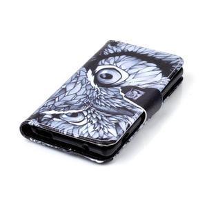 Emotive knížkové pouzdro na Sony Xperia Z3 Compact - sova - 5