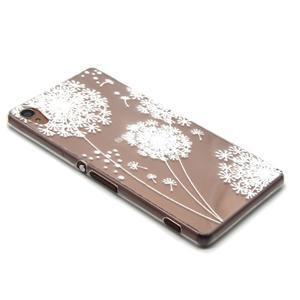 Gelový obal na mobil Sony Xperia Z3 - pampelišky - 5