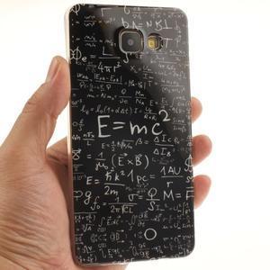 Silk gelový kryt na mobil Samsung Galaxy A3 (2016) - vzorečky - 5