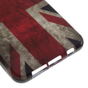 Gelový obal pro Samsung Galaxy A3 (2016) - UK vlajka - 5