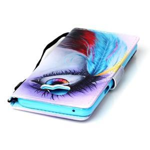 Cardy pouzdro na mobil Samsung Galaxy A3 (2016) - oko - 5