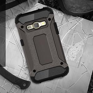 Armory odolný obal na mobil Samsung Galaxy J1 (2016) - bronze - 5