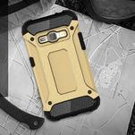 Armory odolný obal na mobil Samsung Galaxy J1 (2016) - zlatý - 5/7