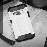 Armory odolný obal na mobil Samsung Galaxy J1 (2016) - bílý - 5/7