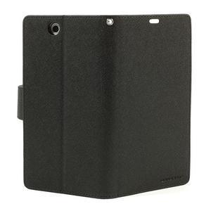 Diary PU kožené pouzdro na Sony Z Ultra - černé - 5