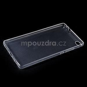Ultra tenký slim obal na Huawei Ascend P8 - tranparentní - 5