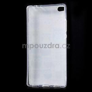 Gelový obal na Huawei Ascend P8 - sovičky - 5