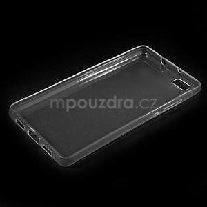 Ultra tenký gelový obal na Huawei Ascend P8 Lite - transparentní - 5