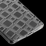 Square gelový obal na Huawei Mate 8 - transparentní - 5/5