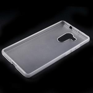 Matný gelový obal na Huawei Mate 8 - transparentní - 5