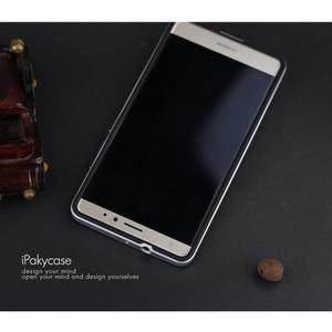 Odolný hybridní obal 2v1 na Huawei Mate S - stříbrný - 5