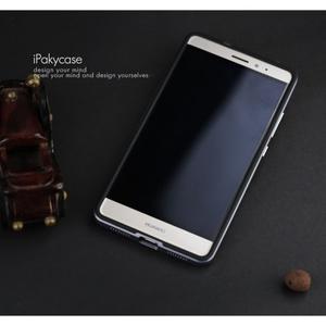 Odolný hybridní obal 2v1 na Huawei Mate S - šedý - 5