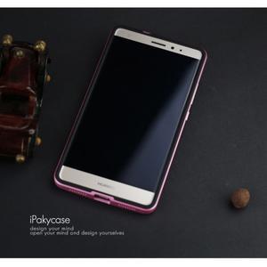 Odolný hybridní obal 2v1 na Huawei Mate S - růžový - 5