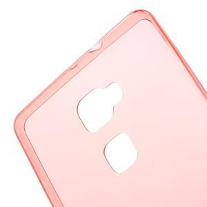Ultratenký gelový obal na mobil Huawei Mate S - rose - 5