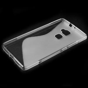 S-line gelový obal na mobil Huawei Mate S - transparentní - 5