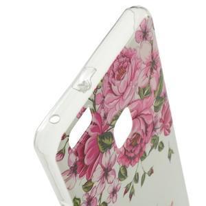 Guardy gelový obal na Huawei P9 Lite - garden rose - 5
